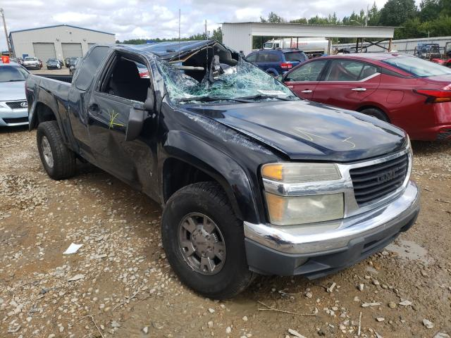Salvage cars for sale from Copart Memphis, TN: 2008 GMC Canyon SLE