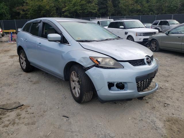 Mazda Vehiculos salvage en venta: 2009 Mazda CX-7