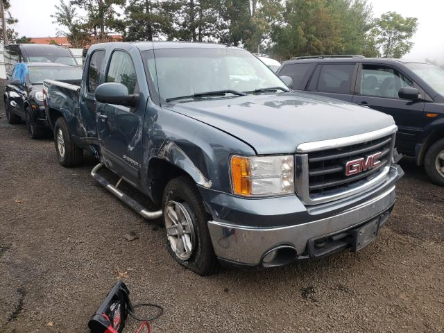 Salvage cars for sale from Copart New Britain, CT: 2007 GMC New Sierra