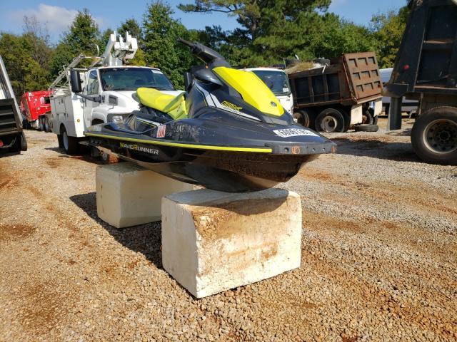 Yamaha salvage cars for sale: 2019 Yamaha Boat