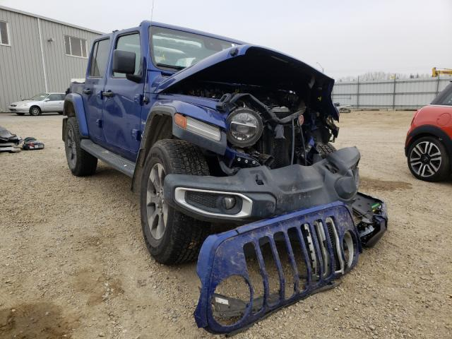 Jeep salvage cars for sale: 2019 Jeep Wrangler U