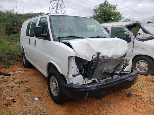 Salvage cars for sale from Copart China Grove, NC: 2016 Chevrolet Express G2