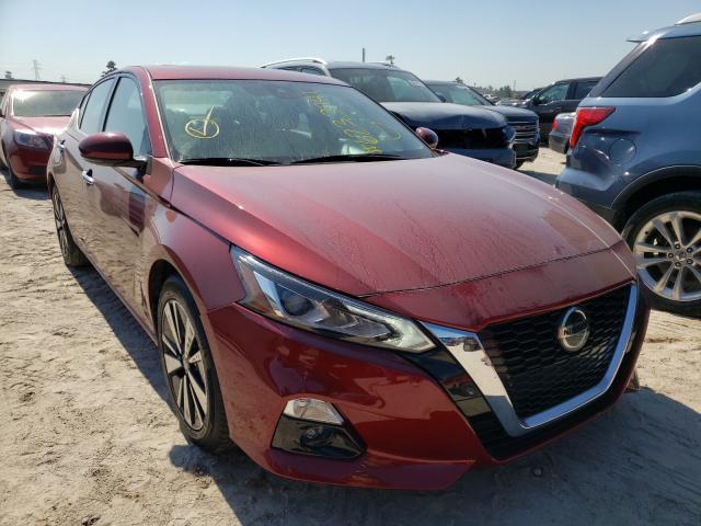 Nissan Vehiculos salvage en venta: 2020 Nissan Altima SL