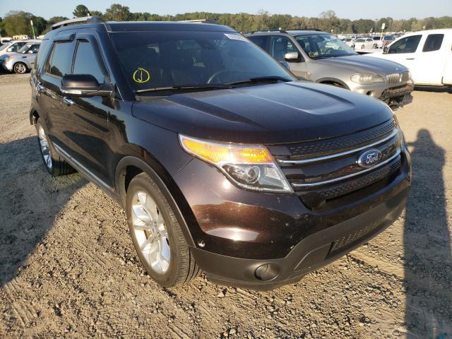 Ford salvage cars for sale: 2013 Ford Explorer L