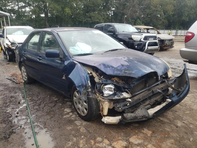 Salvage cars for sale from Copart Austell, GA: 2005 Mitsubishi Lancer ES