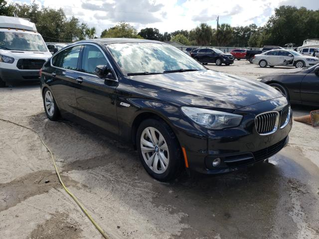 Salvage cars for sale from Copart Punta Gorda, FL: 2015 BMW 535 Xigt