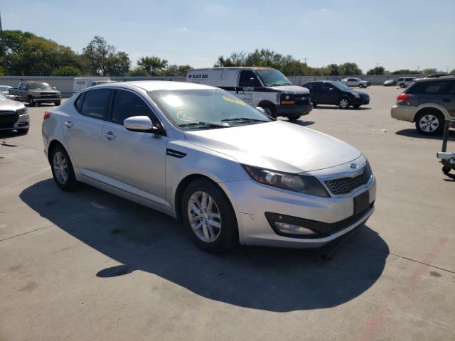 Vehiculos salvage en venta de Copart Wilmer, TX: 2012 KIA Optima LX