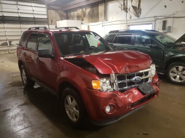2012 Ford Escape XLT en venta en Casper, WY