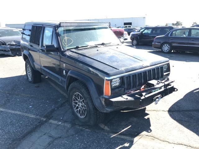 Jeep Cherokee salvage cars for sale: 1985 Jeep Cherokee