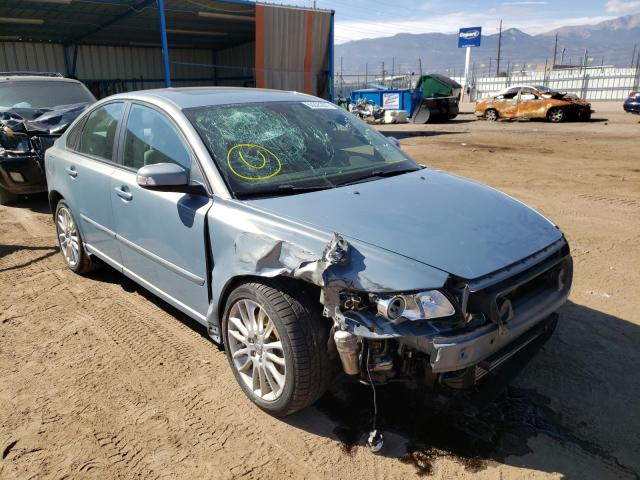 Volvo salvage cars for sale: 2008 Volvo S40 T5