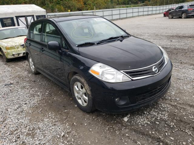 Salvage cars for sale from Copart Hurricane, WV: 2011 Nissan Versa S