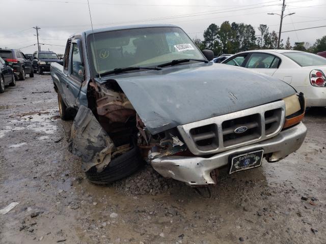 Mazda Vehiculos salvage en venta: 1998 Mazda B4000 Cab