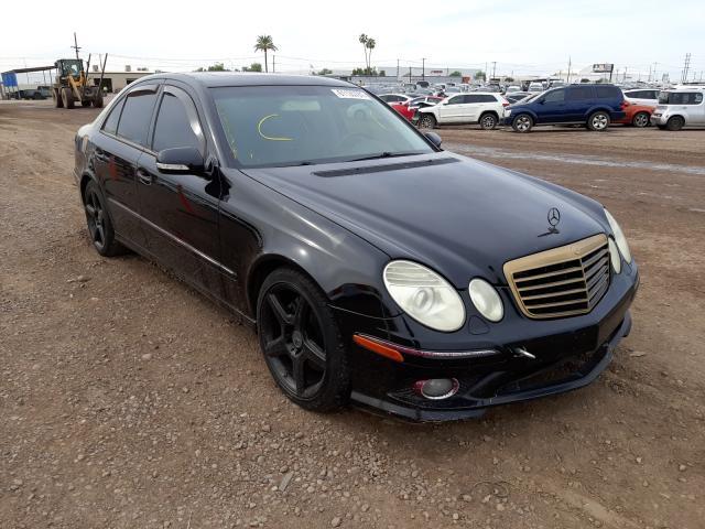 Salvage cars for sale from Copart Phoenix, AZ: 2009 Mercedes-Benz E 350