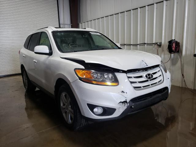 Salvage cars for sale from Copart West Mifflin, PA: 2011 Hyundai Santa FE L