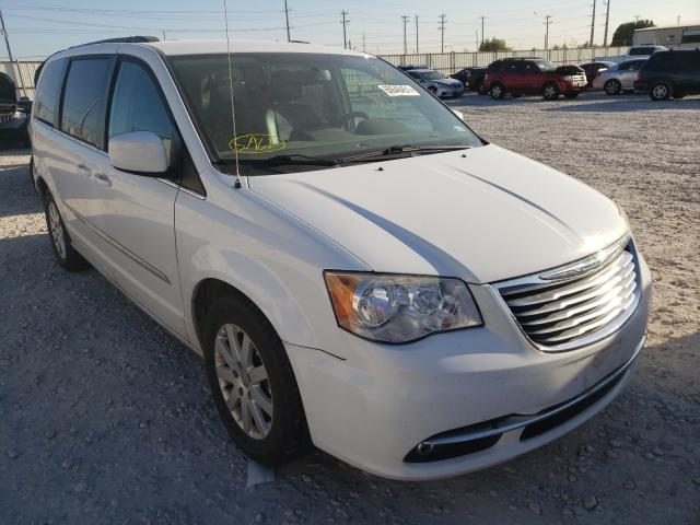 Salvage cars for sale from Copart Haslet, TX: 2014 Chrysler Town & Country