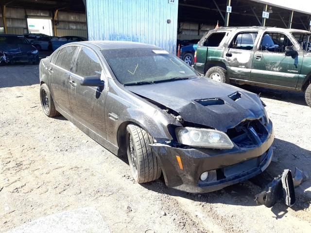 Salvage cars for sale from Copart Phoenix, AZ: 2009 Pontiac G8 GT