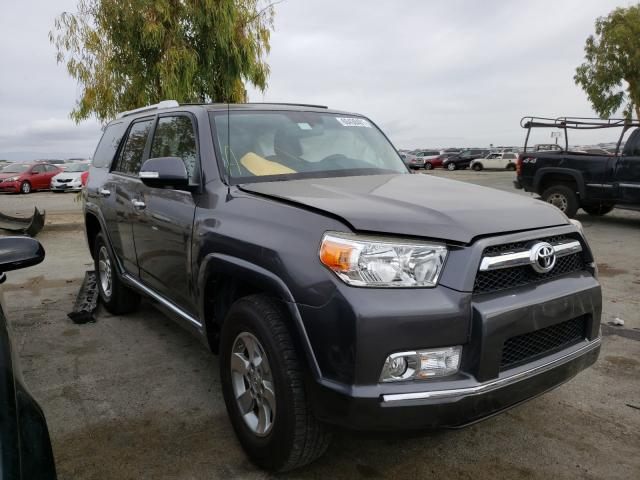 Vehiculos salvage en venta de Copart Martinez, CA: 2012 Toyota 4runner SR