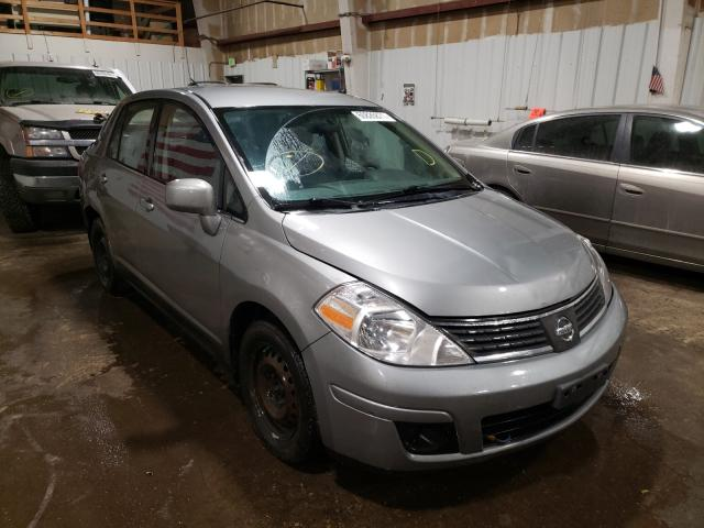 Salvage cars for sale from Copart Anchorage, AK: 2008 Nissan Versa S
