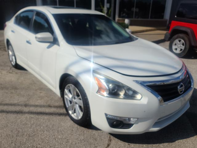 Salvage cars for sale from Copart Earlington, KY: 2013 Nissan Altima 2.5