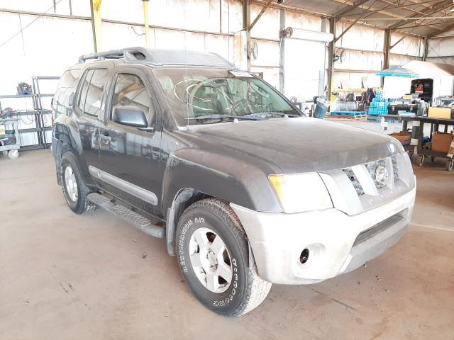 Salvage cars for sale from Copart Phoenix, AZ: 2005 Nissan Xterra OFF