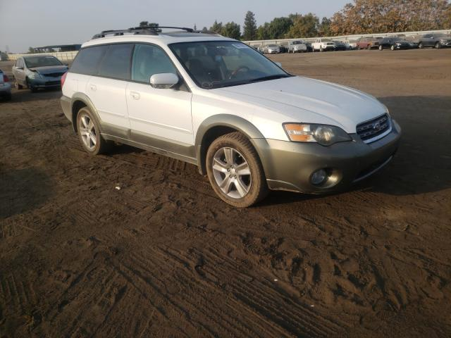 2005 Subaru Legacy Outback for sale in Bakersfield, CA