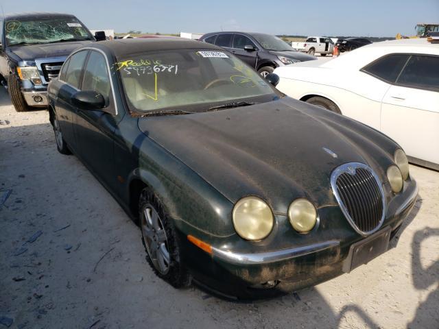Jaguar salvage cars for sale: 2004 Jaguar S-Type