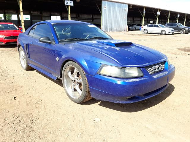 Salvage cars for sale from Copart Phoenix, AZ: 2004 Ford Mustang GT