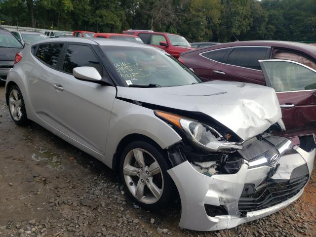 Salvage cars for sale from Copart Austell, GA: 2012 Hyundai Veloster