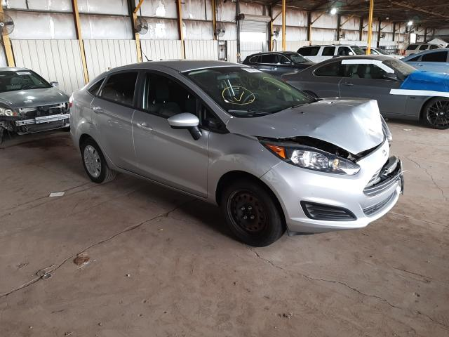 Salvage cars for sale from Copart Phoenix, AZ: 2017 Ford Fiesta S