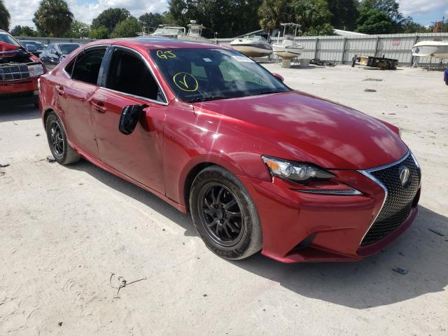 Salvage cars for sale from Copart Punta Gorda, FL: 2014 Lexus IS 250