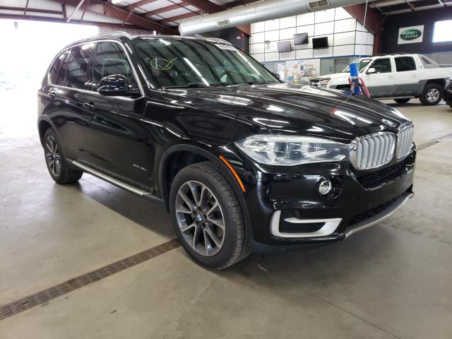 Upcoming salvage cars for sale at auction: 2016 BMW X5 XDRIVE4
