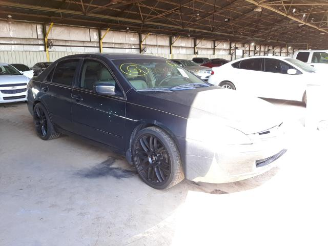 Salvage cars for sale from Copart Phoenix, AZ: 2004 Honda Accord EX