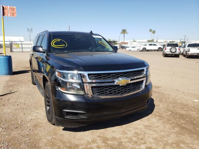 Salvage cars for sale at Phoenix, AZ auction: 2015 Chevrolet Suburban K