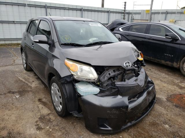 Salvage cars for sale at Conway, AR auction: 2012 Scion XD