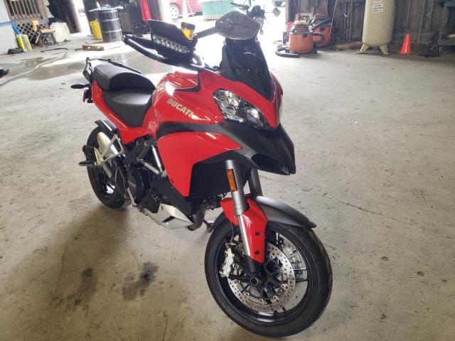 Ducati salvage cars for sale: 2014 Ducati Multistrad