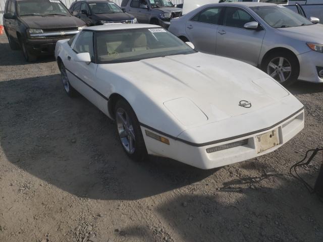 Chevrolet Corvette salvage cars for sale: 1984 Chevrolet Corvette