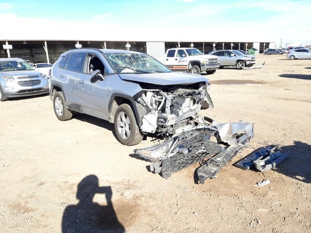Salvage cars for sale at Phoenix, AZ auction: 2021 Toyota Rav4 XLE