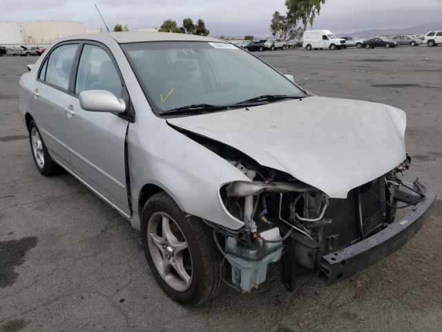 Vehiculos salvage en venta de Copart Martinez, CA: 2003 Toyota Corolla CE