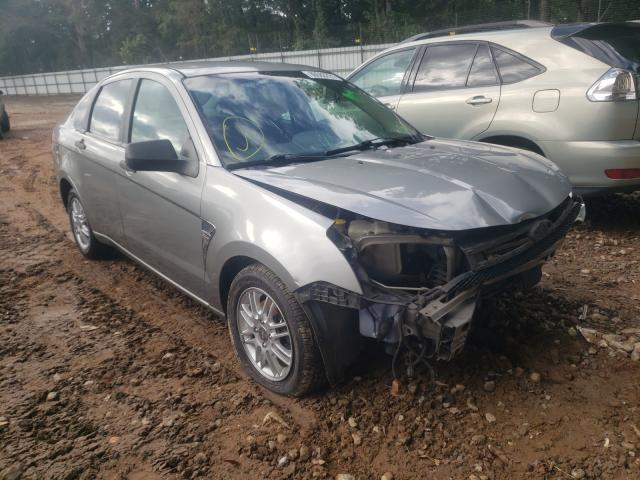 Salvage cars for sale from Copart Austell, GA: 2008 Ford Focus SE