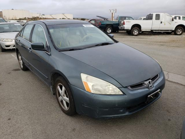 Vehiculos salvage en venta de Copart Martinez, CA: 2005 Honda Accord