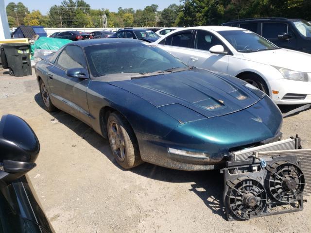 Pontiac salvage cars for sale: 1997 Pontiac Firebird F