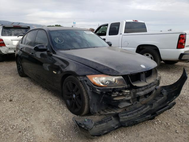 Salvage cars for sale from Copart San Martin, CA: 2007 BMW 328 I