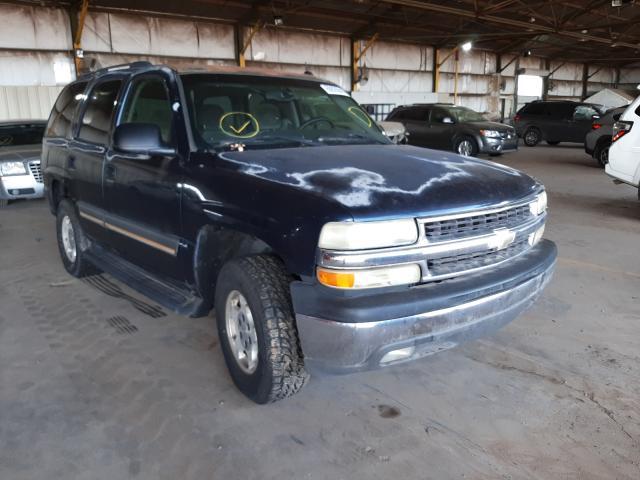 Salvage cars for sale from Copart Phoenix, AZ: 2005 Chevrolet Tahoe C150