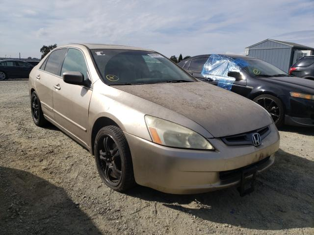 Salvage cars for sale from Copart Antelope, CA: 2005 Honda Accord EX