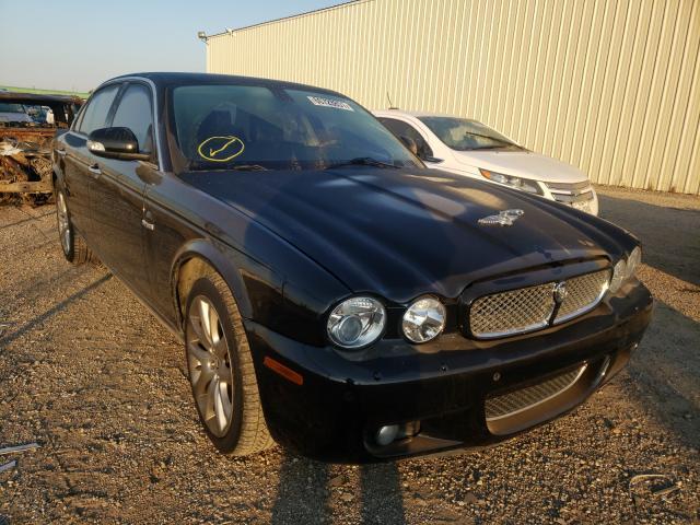 Jaguar salvage cars for sale: 2008 Jaguar XJ8 L