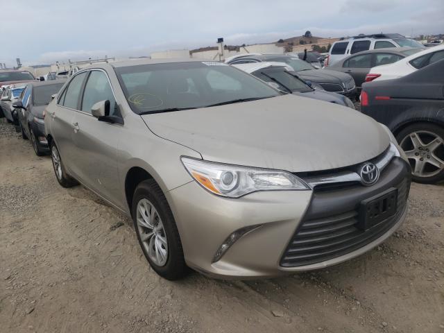 Vehiculos salvage en venta de Copart Martinez, CA: 2017 Toyota Camry LE