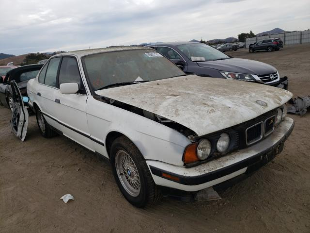 Salvage cars for sale from Copart San Martin, CA: 1994 BMW 530 I