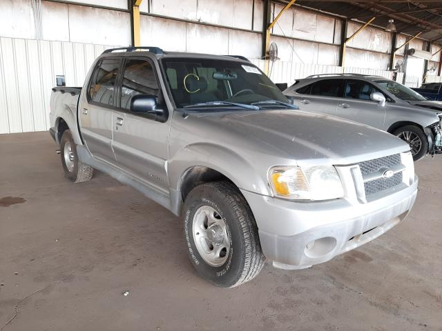 Salvage cars for sale from Copart Phoenix, AZ: 2002 Ford Explorer S