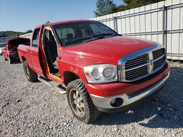 Salvage trucks for sale at Prairie Grove, AR auction: 2008 Dodge RAM 1500 S