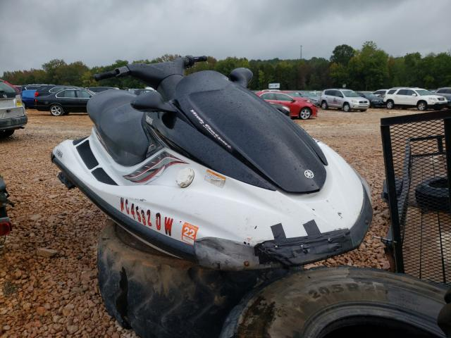 Salvage cars for sale from Copart China Grove, NC: 2005 Yamaha Wave Runner